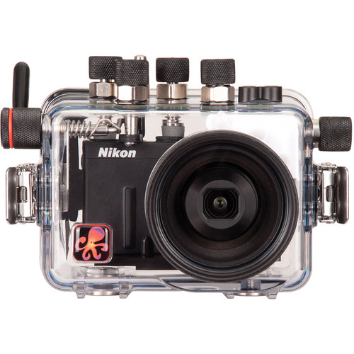 Ikelite Underwater Housing for Nikon COOLPIX P340 Digital Camera