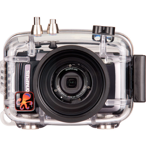Ikelite Underwater Housing for Olympus Tough TG-1/TG-2 iHS