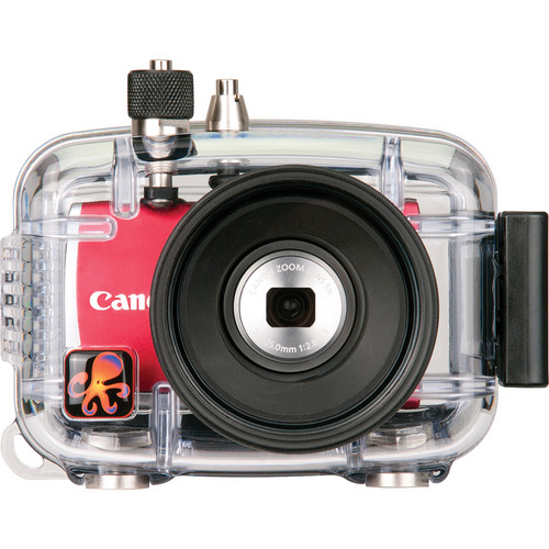 Ikelite ULTRAcompact Housing for Canon Powershot A2600 Digital Camera