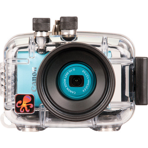 Ikelite 6243.11 ULTRAcompact Underwater Housing for Canon ELPH 110 HS / IXUS 125 HS Digital Camera