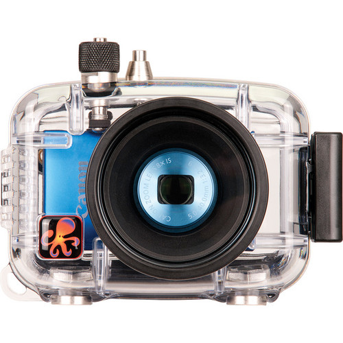 Ikelite Underwater Housing for Canon PowerShot ELPH 115 IS/ IXUS 132/ IXY 90F Digital Camera