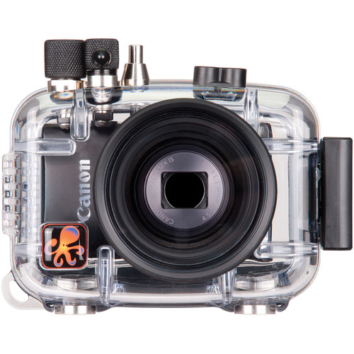 Ikelite Underwater Housing for Canon PowerShot ELPH 340 HS Digital Camera
