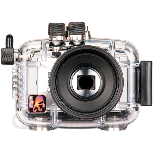 Ikelite Underwater Housing for Canon ELPH 520 HS/IXUS 500 HS