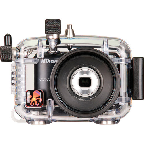 Ikelite ULTRAcompact Housing for Nikon COOLPIX L27 Camera