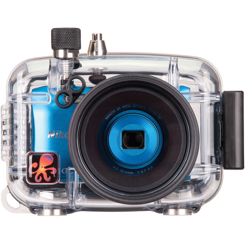 Ikelite Underwater Housing for Nikon COOLPIX S3600 Digital Camera