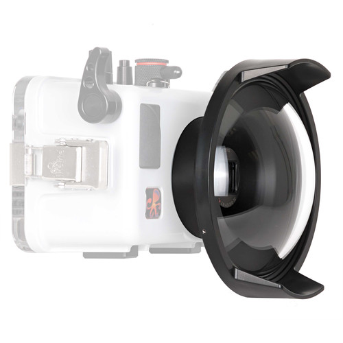 """Ikelite DC3 6"""" Dome for Compact Underwater Housings"""