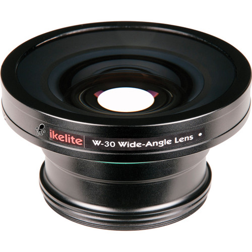 Ikelite W-30 Underwater Wide-Angle Conversion Lens