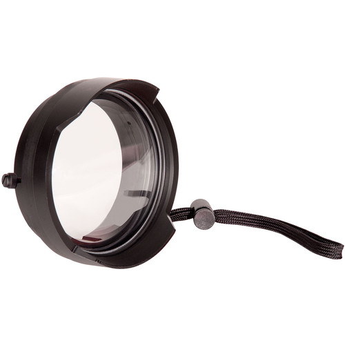 Ikelite WD-3 Wide-Angle Conversion Dome Port