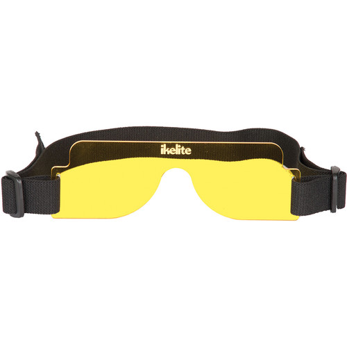 Ikelite Yellow Barrier Filter for Dive Mask