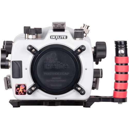 Ikelite Underwater Housing for Nikon D3300 or D3400 with TTL Circuitry and Four Lock Port Mount