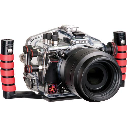 Ikelite Underwater Housing with Nikon D5200 DSLR Camera Body Kit
