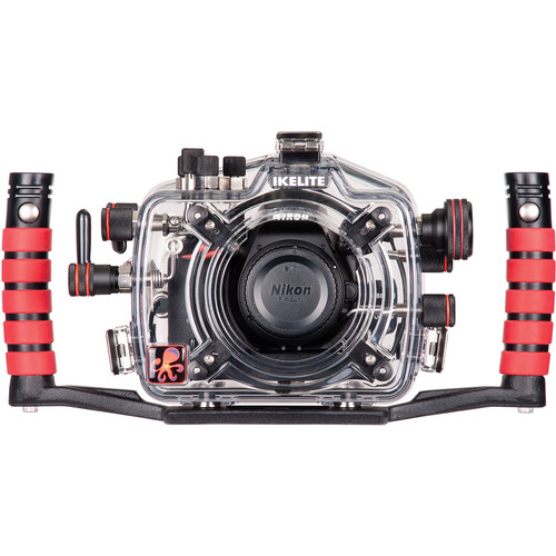 Ikelite Underwater Housing with TTL Circuitry for Nikon D5500
