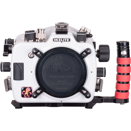 Ikelite Underwater Housing for Nikon D500 with Four Lock Port Mount