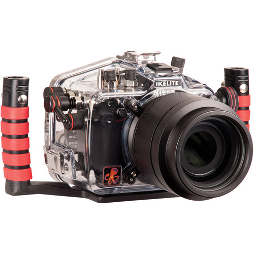 Ikelite Underwater Housing with TTL Circuitry for Nikon D750