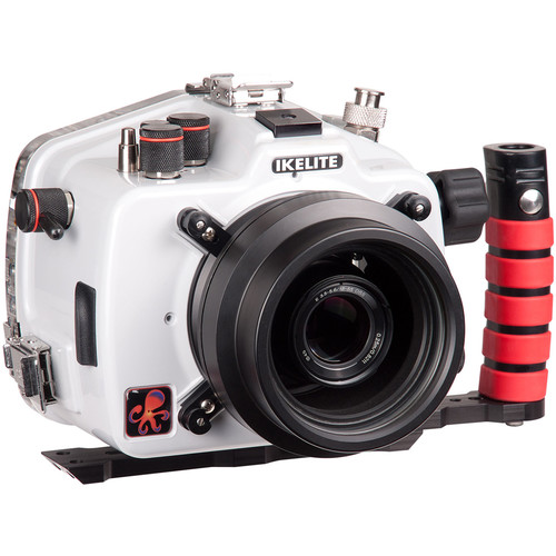 Ikelite Underwater Housing with TTL Circuitry for Sony Alpha a7, a7R, or a7S