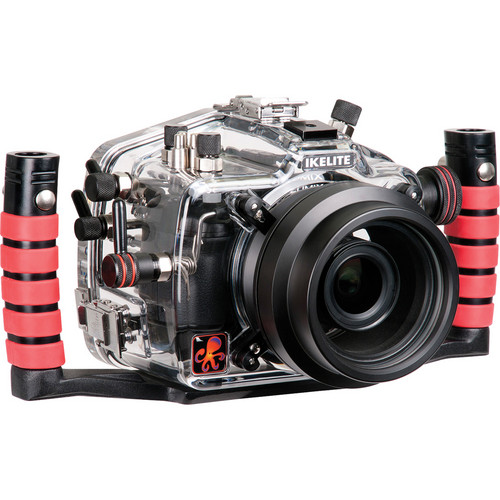 Ikelite Underwater Housing with Panasonic Lumix DMC-GH3 Mirrorless Camera Kit