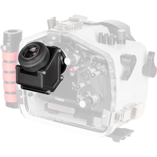 Ikelite 45-Degree Magnified Optical Viewfinder for DSLR and Mirrorless Housings (Type 3)