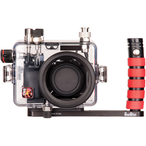 Ikelite Underwater Housing with TTL Circuitry for Sony Alpha a6000