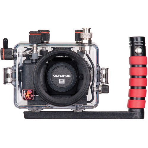 Ikelite Underwater Housing with TTL Circuitry for Olympus OM-D E-M10