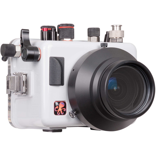 Ikelite 200DLM/B Underwater Housing with TTL Circuitry for Olympus O-MD E-M1 Mark II