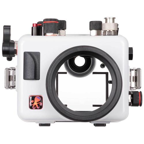 Ikelite 200DLM/B Underwater TTL Housing for Panasonic Lumix GX9 Mirrorless Micro Four-Thirds Cameras