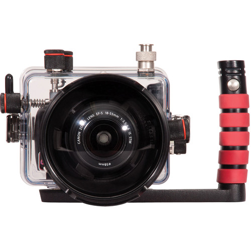 Ikelite Compact TTL Underwater Housing for Canon EOS Rebel SL1 DSLR Camera