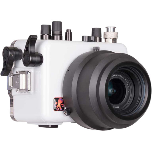 Ikelite 200DLM/A Underwater Housing for Canon EOS M5