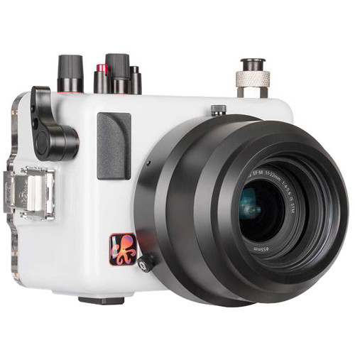 Ikelite 200DLM/A Underwater TTL Housing for Canon EOS M50