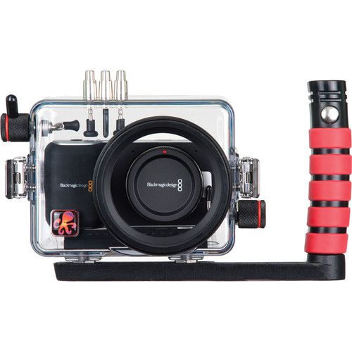 Ikelite Underwater Dive & Surf Housing for Blackmagic Pocket Cinema Camera