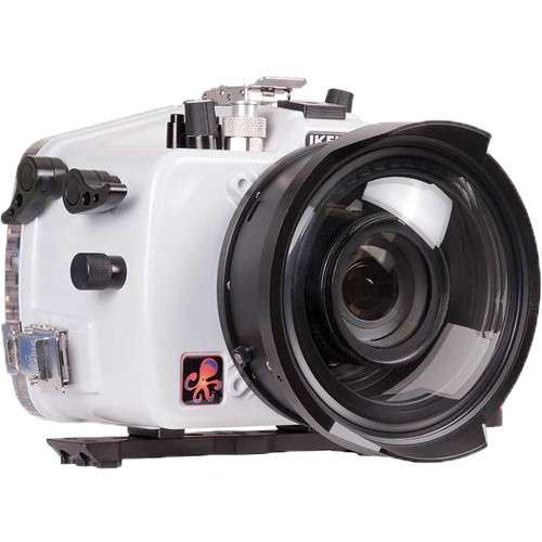 Ikelite 200DL Underwater Housing for Nikon D7100 or D7200 with Dry Lock Port Mount