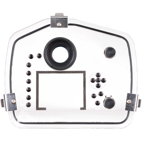 Ikelite Back for DL200/DL50/FL200 Nikon D500 Underwater Housing (200')