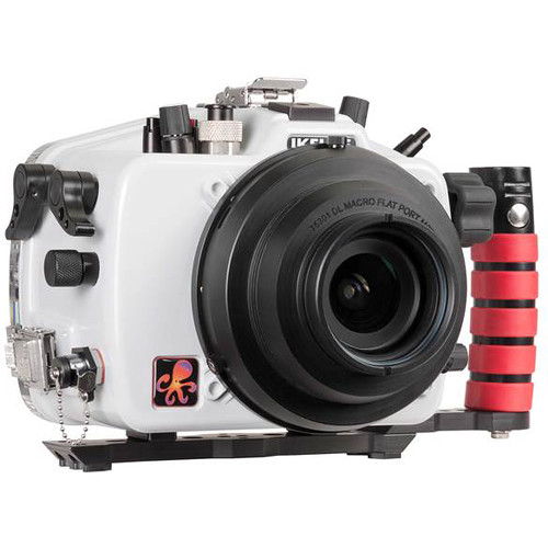 Ikelite 200DL Underwater Housing for Nikon D750 with Dry Lock Port Mount