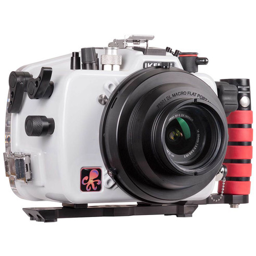 Ikelite 200DL Underwater Housing for Nikon D810 with Dry Lock Port Mount (200')