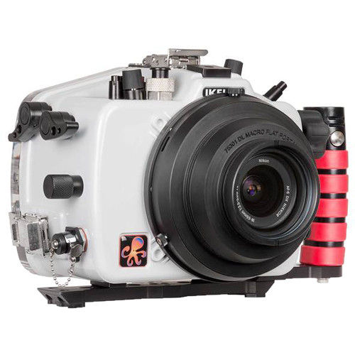 Ikelite 200DL Underwater Housing for Nikon D7500 with Dry Lock Port Mount
