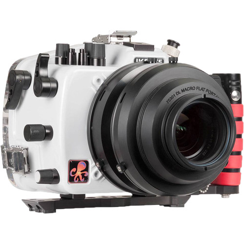 Ikelite 200DL Underwater Housing for Sony Alpha A7 II, A7R II, or A7S II with Dry Lock Port Mount