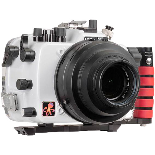 Ikelite 200DL Underwater Housing for Sony A9 / A7R III with Dry Lock Port Mount