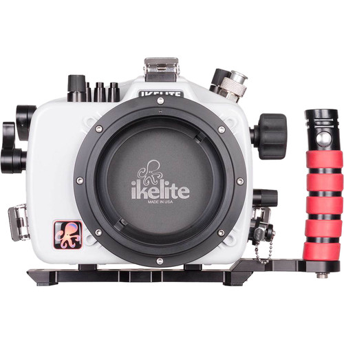 Ikelite 200DL Underwater Housing for Canon EOS 5D Mark II with Dry Lock Port Mount (200')