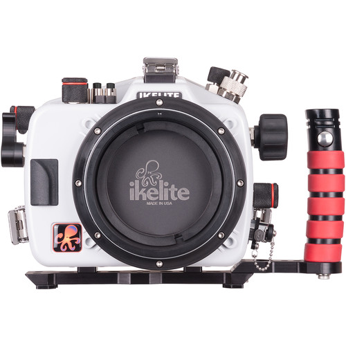 Ikelite Underwater Housing for Canon 5D Mark III, 5D Mark IV, 5DS, or 5DS R with Dry Lock Port Mount (200')