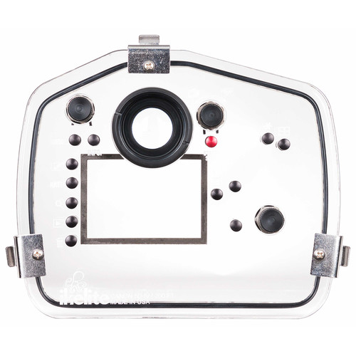Ikelite 200' Dive Back for DL Underwater Housing for Canon 5D III, 5D IV, 5DS, or 5DS R