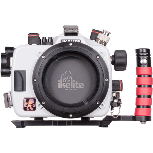 Ikelite 200DL Underwater Housing for Canon EOS 7D Mark II with Dry Lock Port Mount (200')