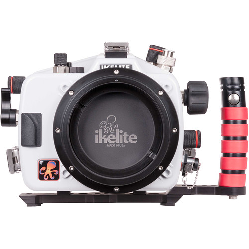 Ikelite 200DL Underwater Housing for Canon EOS 80D with Dry Lock Port Mount (200')
