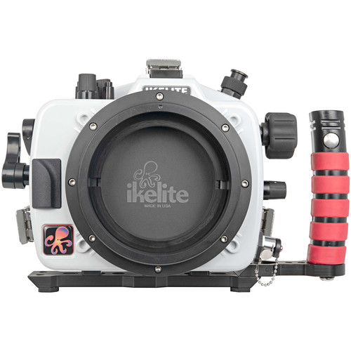 Ikelite Underwater Housing for Canon T6i with Dry Lock Port Mount