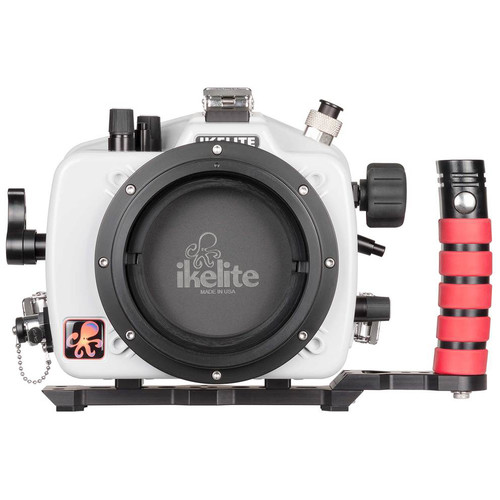 Ikelite 200DL Underwater Housing for Canon EOS Rebel T7i with Dry Lock Port Mount (200')