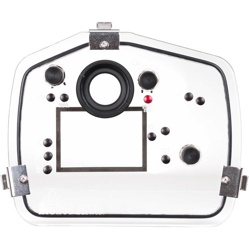 Ikelite 50' Shallow Water Back for DL Underwater Housing for Canon 5D III, 5D IV, 5DS, or 5DS R