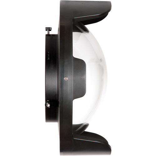 """Ikelite DL 8"""" Dome Port with Extended Base for Wide-Angle DSLR/Mirrorless Zoom Lenses"""