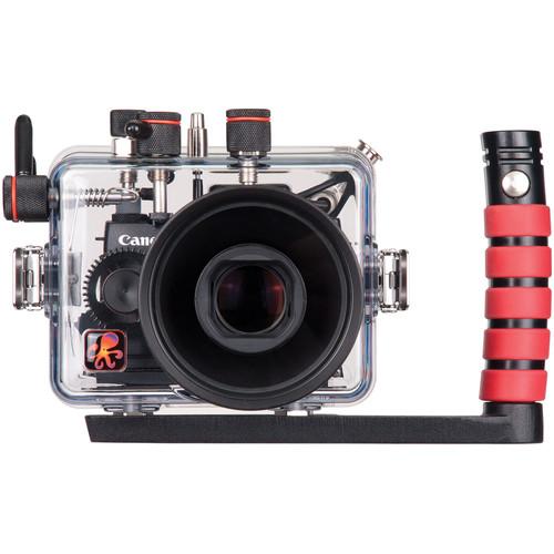 Ikelite Underwater Housing with Canon PowerShot G1 X Mark II Digital Camera Kit