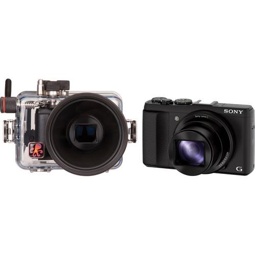 Ikelite Underwater Housing with Sony Cyber-shot HX50V Digital Camera Kit