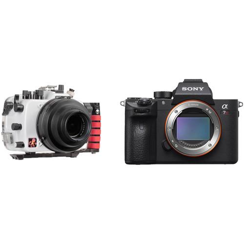 Ikelite 200DL Underwater Housing and Sony Alpha a7R III Camera Body Kit
