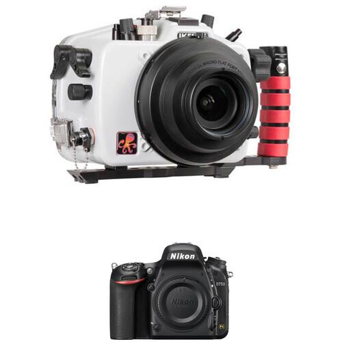 Ikelite Ikelite 200DL Underwater Housing and Nikon D750 Camera Body Kit