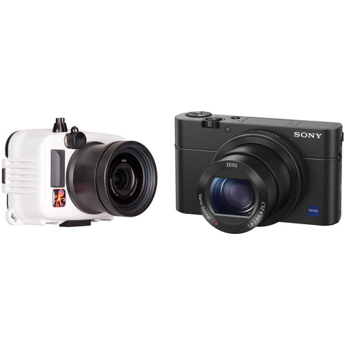 Ikelite Underwater Action Housing and Sony Cyber-shot DSC-RX100 IV Camera Kit